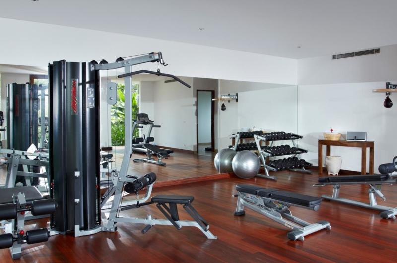 Gym - Villa Malaathina - Umalas, Bali