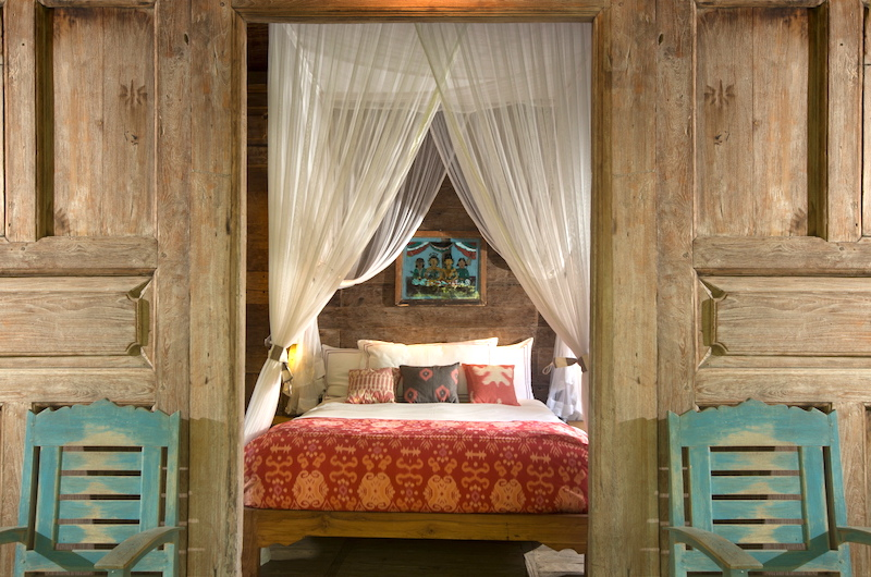 Bedroom View - Villa Mamoune - Umalas, Bali