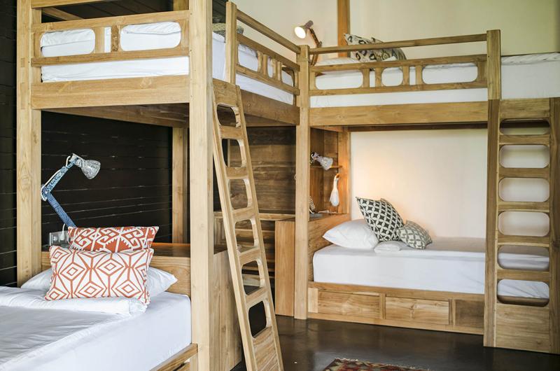 Bunk Beds - Villa Mana - Canggu, Bali