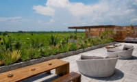 Outdoor Seating Area - Villa Mana - Canggu, Bali