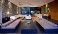 Living and Dining Area - Villa Mana - Canggu, Bali
