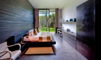 Bedroom with Seating Area - Villa Mana - Canggu, Bali
