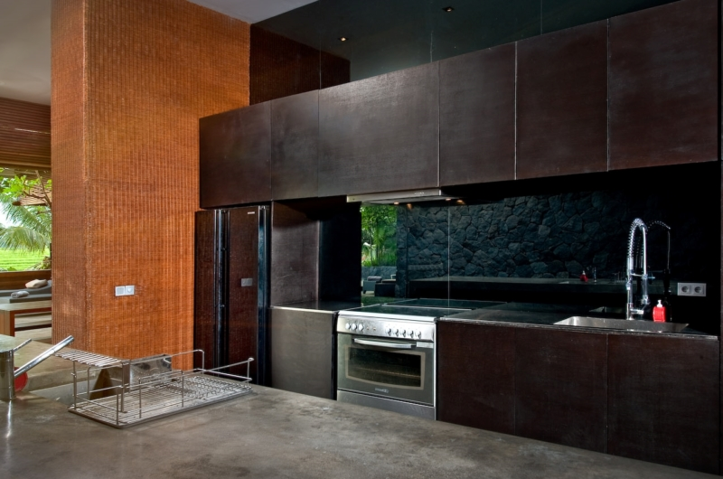 Kitchen Area - Villa Mana - Canggu, Bali