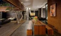 Dining Area - Villa Mana - Canggu, Bali
