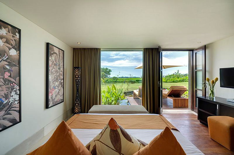 Bedroom with View - Villa Mandalay - Seseh, Bali