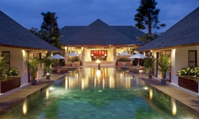 Night View - Villa Mandalay - Seseh, Bali