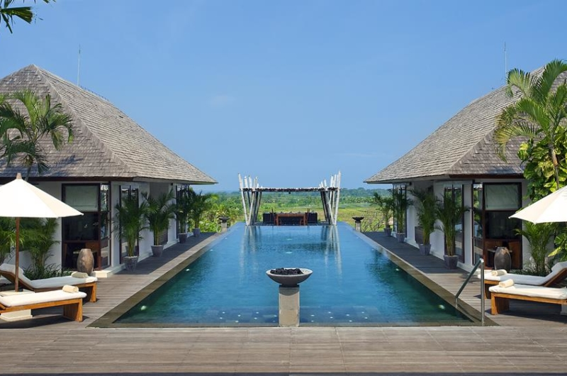Private Pool - Villa Mandalay - Seseh, Bali