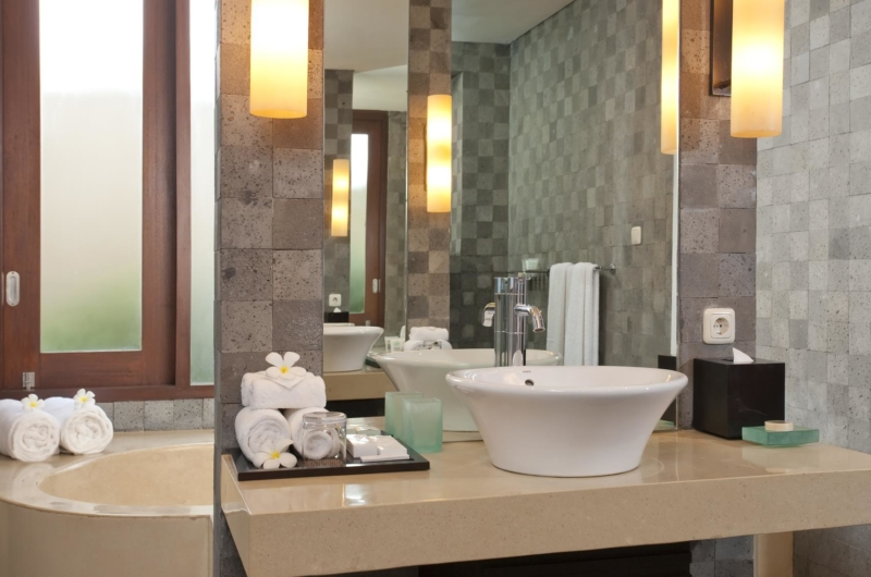 Bathroom - Villa Mandalay - Seseh, Bali