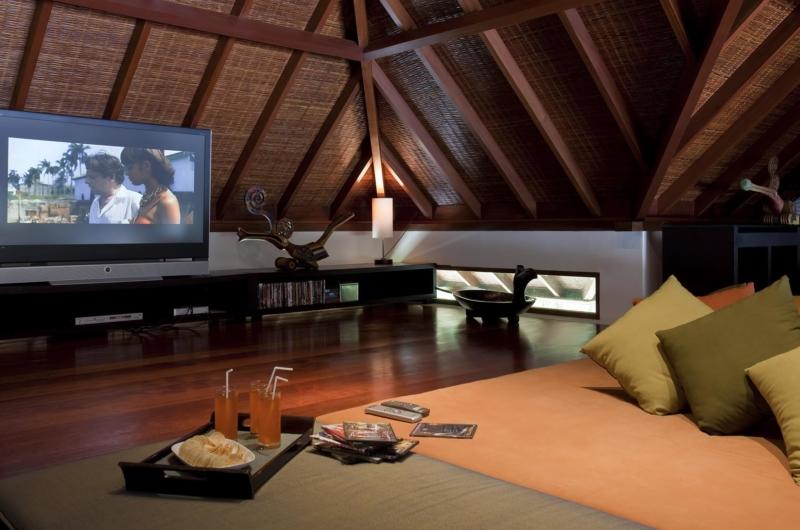 TV Area - Villa Mandalay - Seseh, Bali