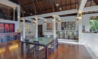 Dining Area - Villa Mandalay - Seseh, Bali