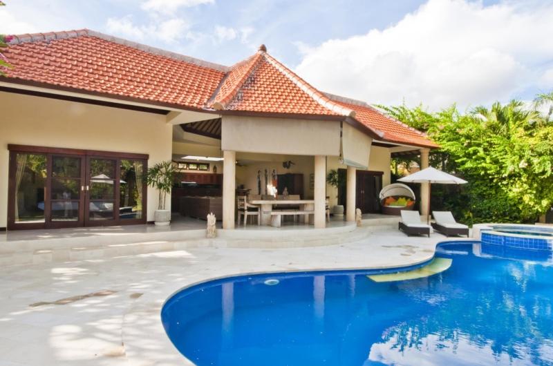 Swimming Pool - Villa Mango - Seminyak, Bali