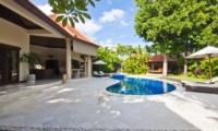 Pool Side - Villa Mango - Seminyak, Bali