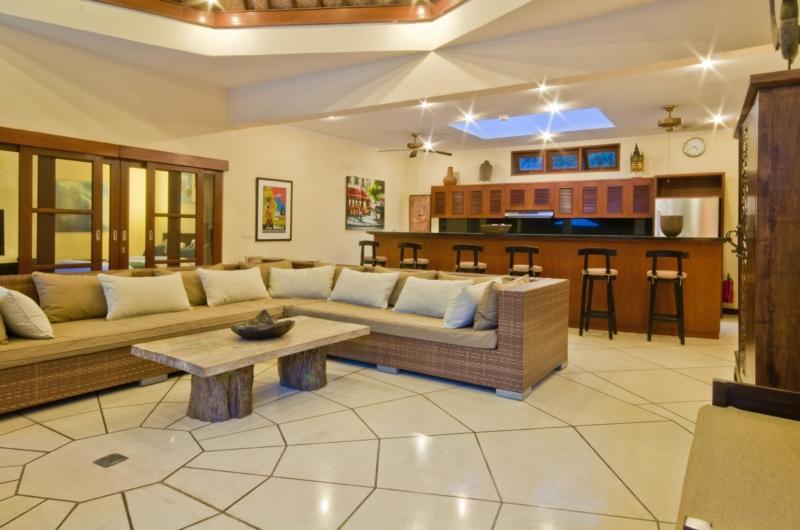 Living Area - Villa Mango - Seminyak, Bali