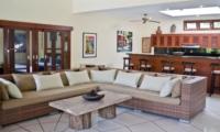 Lounge Area - Villa Mango - Seminyak, Bali