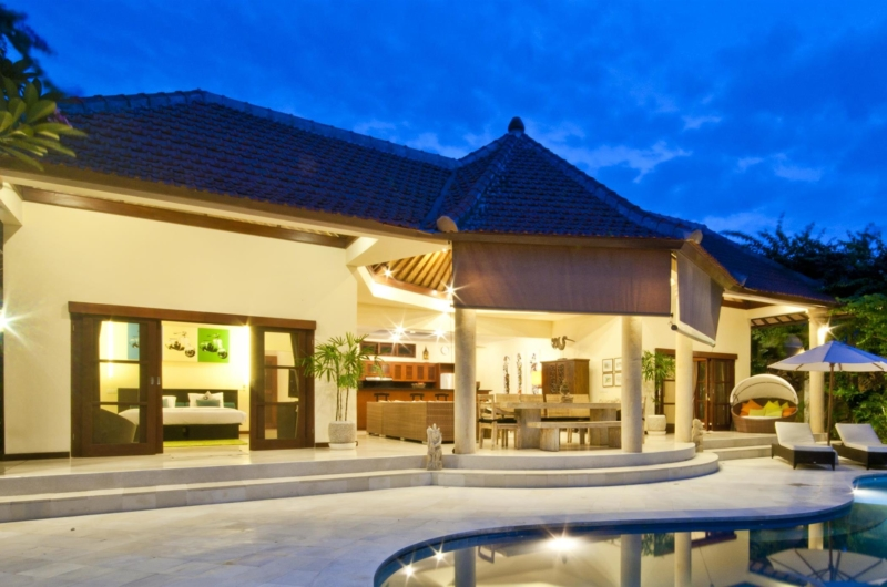 Outdoor Area - Villa Mango - Seminyak, Bali