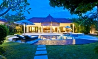 Outdoor View - Villa Mango - Seminyak, Bali