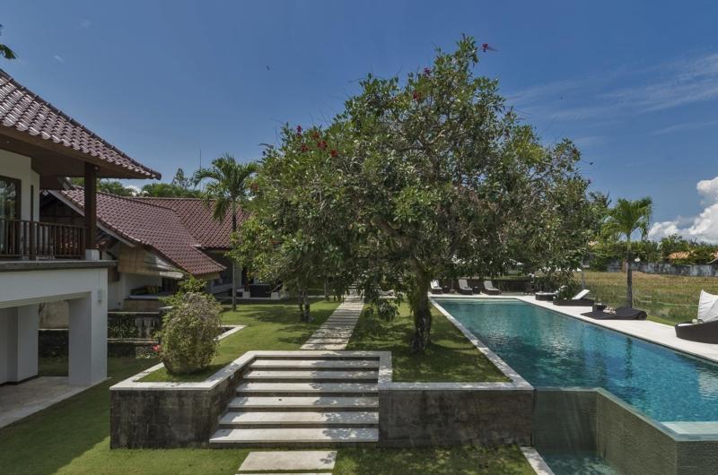 Gardens - Villa Manis - Pererenan, Bali