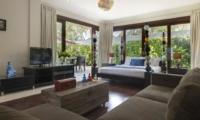 Bedroom with Sofa - Villa Manis - Pererenan, Bali