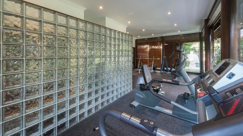 Gym Room - Villa Manis - Pererenan, Bali
