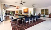 Living and Dining Area - Villa Manis - Pererenan, Bali