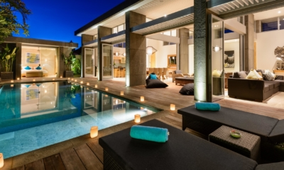 Swimming Pool - Villa Manis Aramanis - Jimbaran, Bali