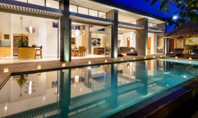 Pool Side - Villa Manis Aramanis - Jimbaran, Bali