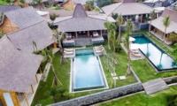 Top View - Villa Mannao Estate - Kerobokan, Bali