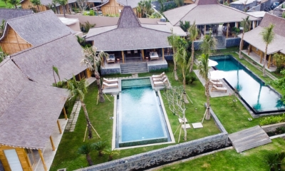 Top View - Villa Mannao Estate - Kerobokan, Bali