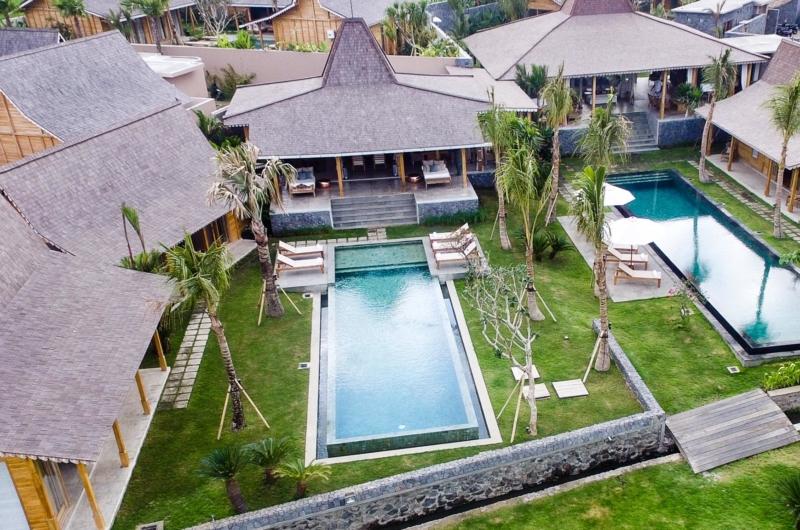 Top View - Villa Mannao - Kerobokan, Bali