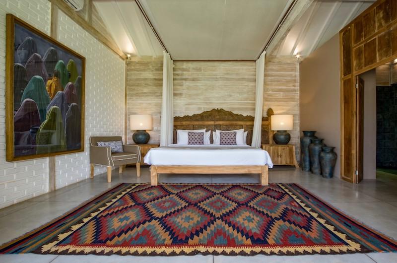 Spacious Bedroom - Villa Mannao Estate - Kerobokan, Bali