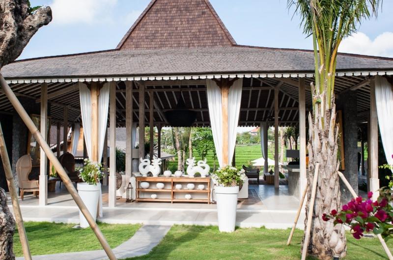 Outdoor View - Villa Mannao Estate - Kerobokan, Bali