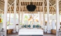 Indoor Living Area - Villa Mannao Estate - Kerobokan, Bali