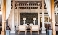 Living and Dining Area - Villa Mannao - Kerobokan, Bali