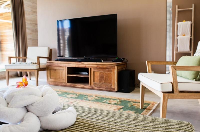 TV Area - Villa Mannao Estate - Kerobokan, Bali