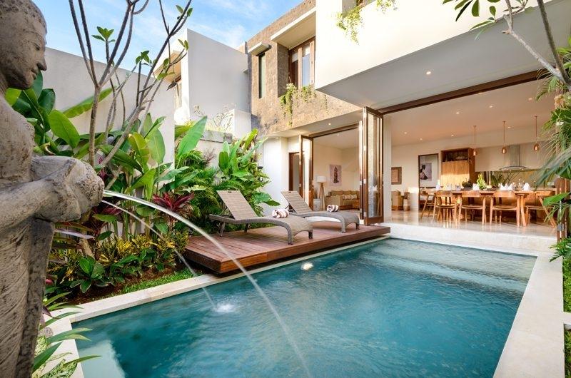 Swimming Pool - Villa Maria - Legian, Bali
