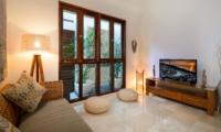 TV Room - Villa Maria - Legian, Bali
