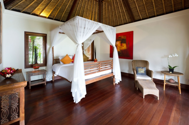 Bedroom with Seating Area - Villa Maridadi - Seseh, Bali