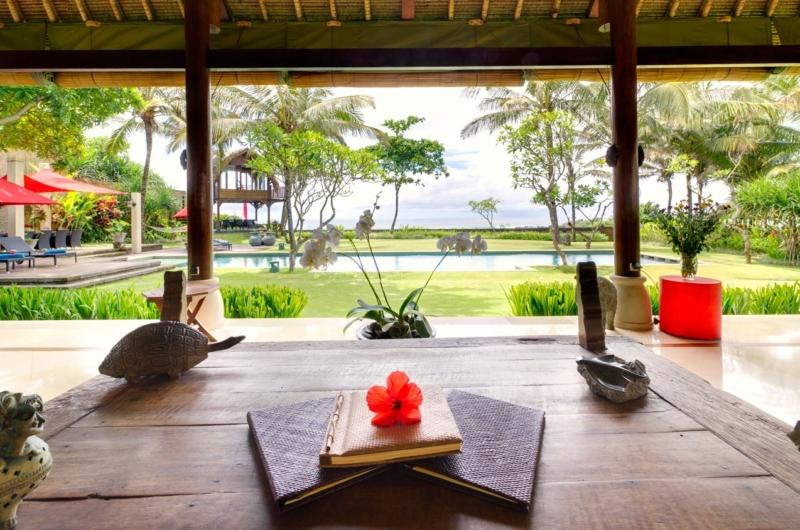 Living Area - Villa Maridadi - Seseh, Bali