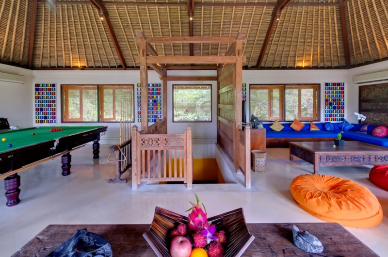 Billiard Table - Villa Maridadi - Seseh, Bali
