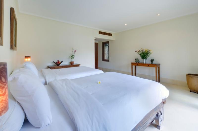 Bedroom with Twin Beds - Villa Maridadi - Seseh, Bali