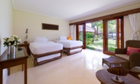 Twin Bedroom with View - Villa Maridadi - Seseh, Bali