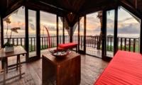 Open Plan Lounge Area - Villa Maridadi - Seseh, Bali