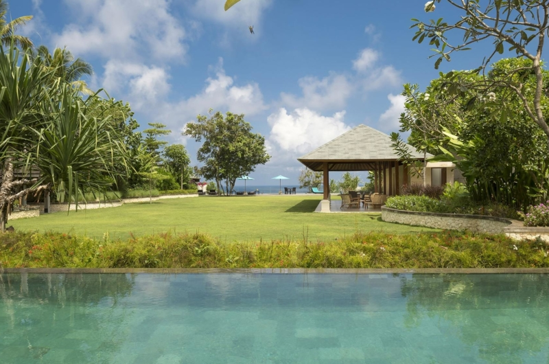 Pool with Sea View - Villa Markisa - Ungasan, Bali