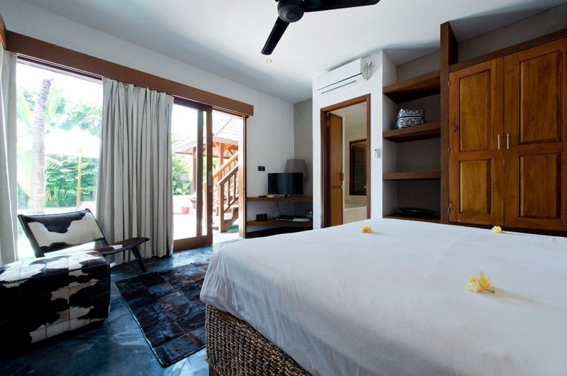 Bedroom with Seating Area - Villa Martine - Seminyak, Bali