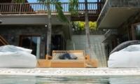 Sun Loungers - Villa Martine - Seminyak, Bali