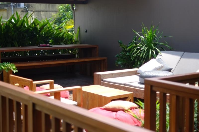 Lounge Area - Villa Martine - Seminyak, Bali