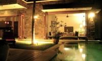 Night View - Villa Martine - Seminyak, Bali