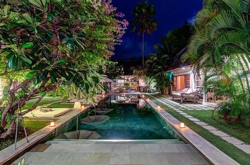 Swimming Pool - Villa Massilia - Seminyak, Bali