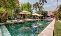 Pool Side - Villa Massilia - Seminyak, Bali