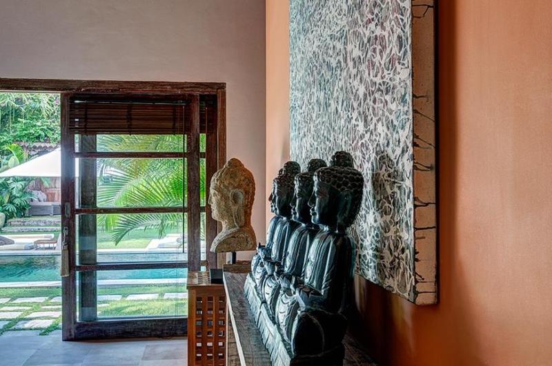 Entrance - Villa Massilia - Seminyak, Bali